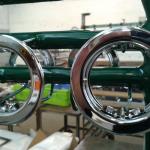 Cerchi metallo sottoposti a cromatura, Europlating Carate Brianza