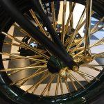 Doratura su metalli in provincia Monza Brianza, cerchione moto