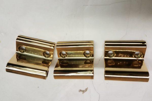Doratura ferramenta per serramenti